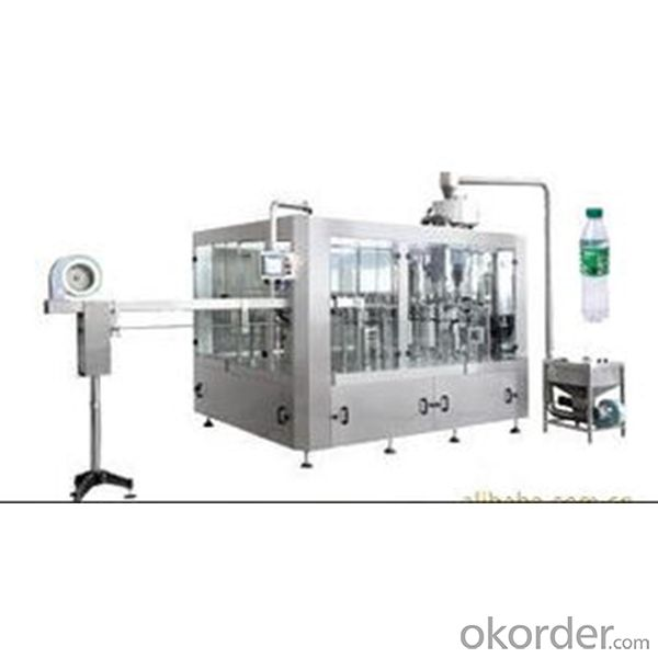 Flexible Bottle Line For Pet Bottles With Good Quality