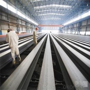 GB Structural Hot Dip Galvanized H Beams Sizes