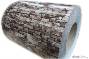 Aluminium Coil Prepainted with Bekker Paint PVDF