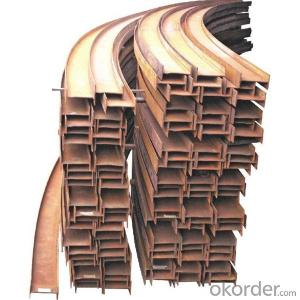 Jis Standard H Steel Beams in Stock at Good Price