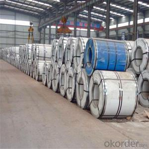 SPCC Cold Rolled Coil China Supplier High Quality