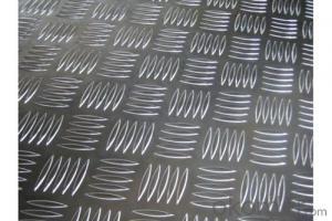 1050 Competitive Price Aluminum Tread Plate