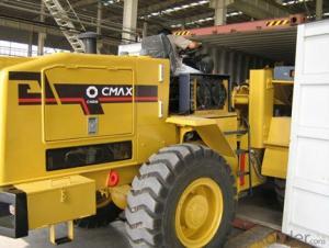 Construction Machinery Wheel Loader 967H