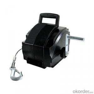 Electric Winch 3500LBS 12V 24V DC Self Recovery