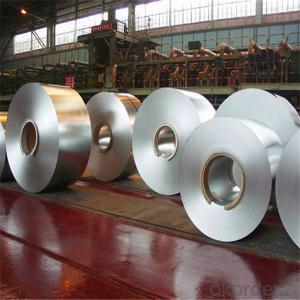 Prime Cold Rolled Steel Coils with Low Price High Quality