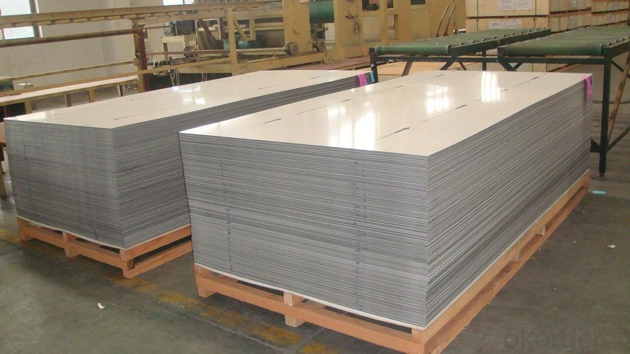 Mill Finish DC Aluminium Sheet for Mould Making