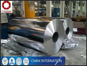 Aluminum Foil from China for Food Package/ Laminated /HHF/Lidding Foil