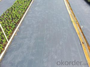 Silt Fence with Pocket/ Polypropylene Fabric/ Landscape