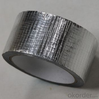 Aluminum Foil Tape Water-Based without Liner