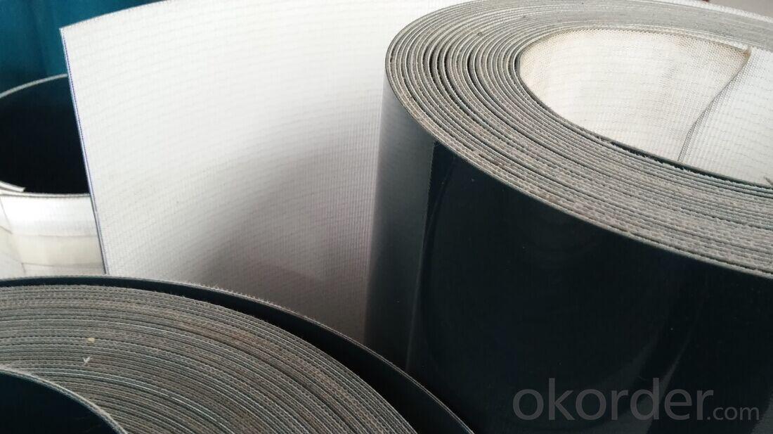 Dark Green PVC Conveyor Belt Light Duty Belting