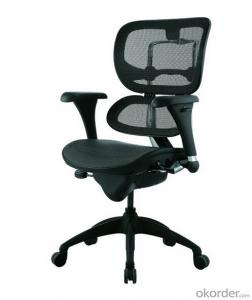 Office Staff Mesh Chair Ergonomic Design