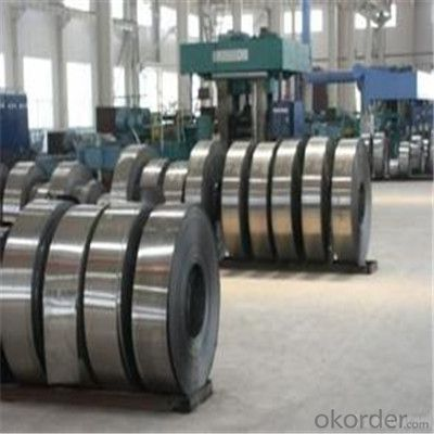 Hot and Cold Rolled Steel Strip Coils with High Quality