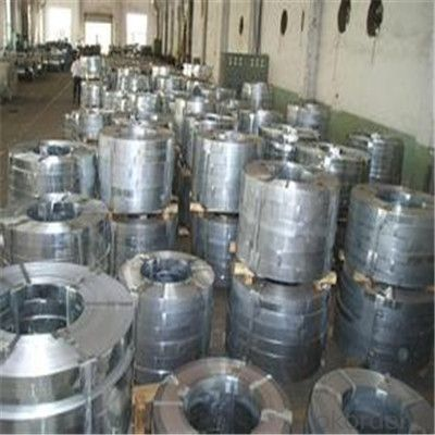 Hot and Cold Rolled Steel Strip Coils Q195 Q235