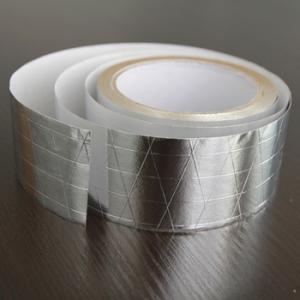 Aluminum Foil Tape Solvent-Based Jumbo Roll