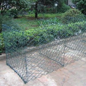 Galvanized Hexagonal Wire Mesh 0.42 mm Gauge
