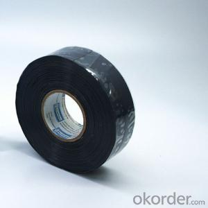 Rubber Tape for Industrial Insulation Use