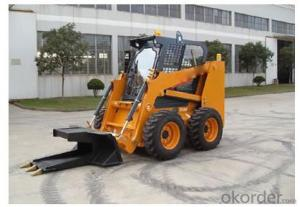 Skid Steer Loader 250F New Model Pre-order