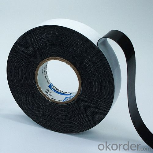 Self-Adhesive Tape for Corrosion Resistance