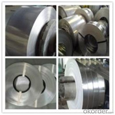 Steel Strip Coils in Various Materials from China