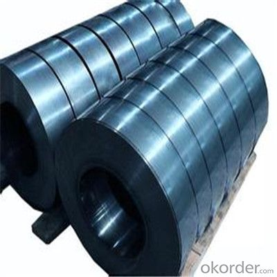 Cold Rolled Steel Strip Coils in Various Materials from China