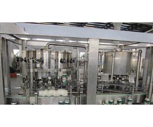 Metal Cans Filling and Sealing Machine with Good Quality