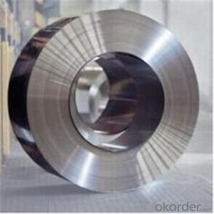Cold  Rolled Galvanized Steel Strip Coils Q195 Q235 in China