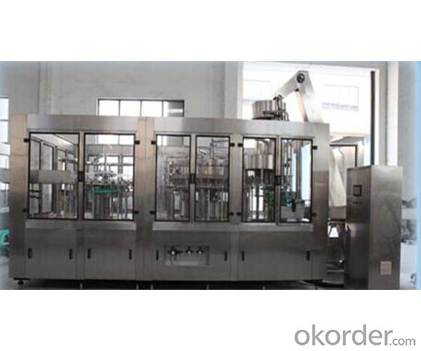 Automatic Carbonated Water Processing Machine