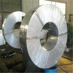 Galvanized Steel Strip Coils DX51D  in China
