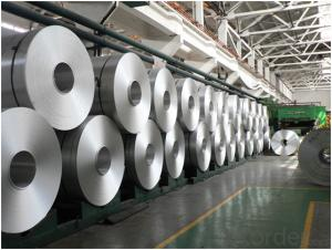 CC Aluminium in Coil Form for making Aluminium Circle