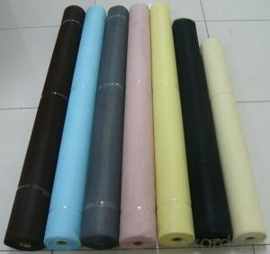 Fiberglass Insect Screen Mesh for Window and Door