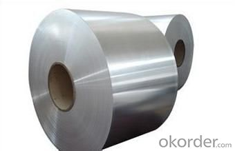 Plain Aluminium Coil for Insulation Jacket