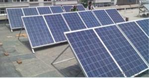 Solar Panel with High Efficiency Good Quality Poly 110W