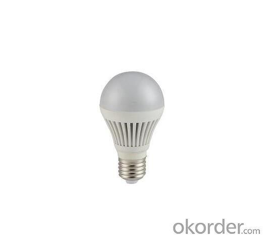 LED Light 12W G60 with CE and Rhos FOR INDOOR USAGE