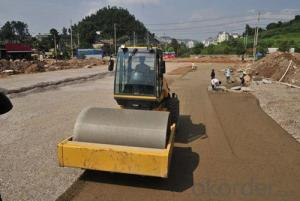 Vibrating Roller Road Roller   New Model 8206