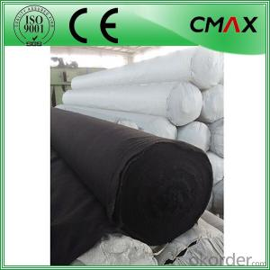 Filtering Stable Polypropylene UV Protection Nonwoven Geotextile