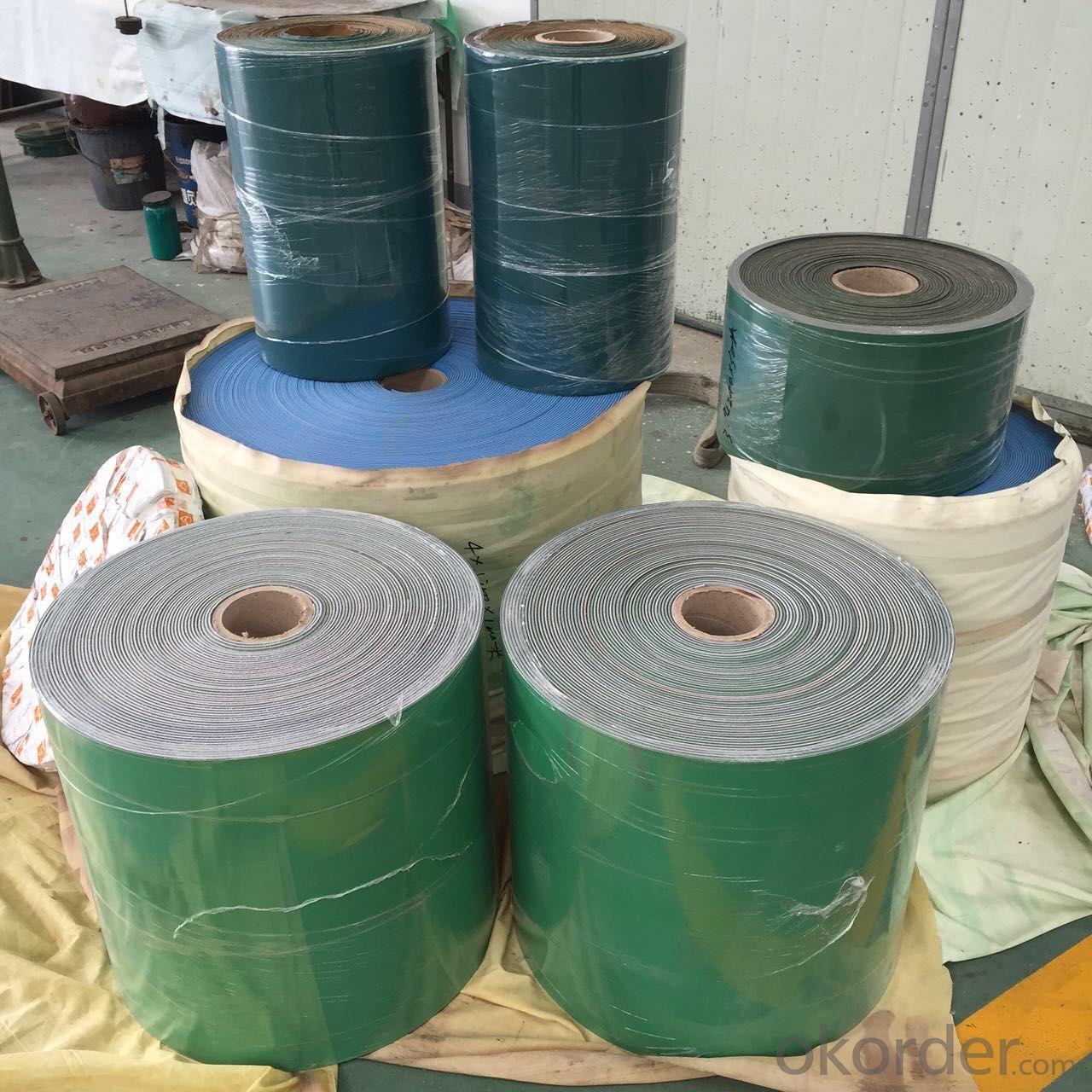 Polyamide Nylon Flat Transmission Belt Textile Industry