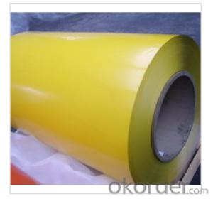 Prices of Color Coated Aluminum Sheet Coil for 1050 1060