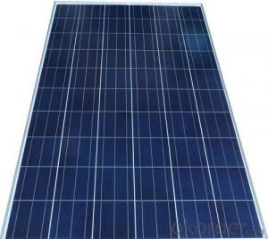 Solar Panel with High Efficiency Good Quality Poly 30W