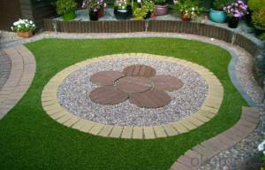 Grass Carpet Supply Short Curled Artificial Grass For Golf Court