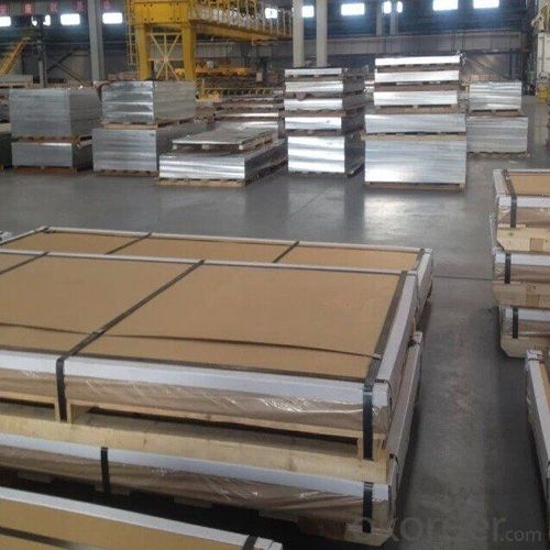 Aluminium Sheet for Fan Blade with Competitive Price