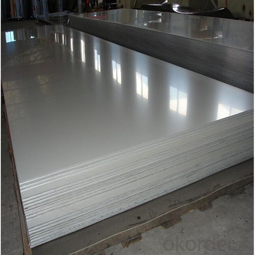 Aluminium Sheet for Oil Tank of Transportation Tools