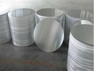 AA1100 C.C Mill Finished Aluminum Circles used for Cookware