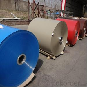 Glossy Ral Color Coated Aluminum Coil with High Quality