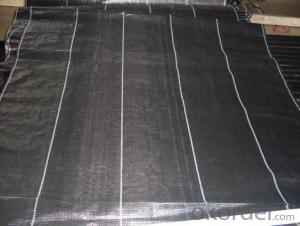 Woven Geotextile/Silt Fence with Pocket/ Polypropylene Fabric
