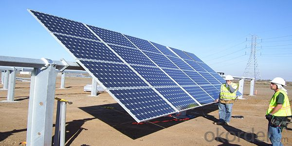 High Efficient 300w Poly Solar Panel in Stock with Cheapest Price