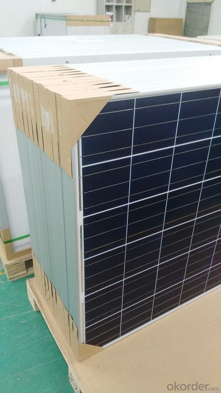 Poly 305w solar panel price A grade PV panels