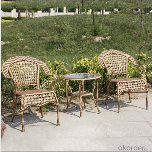 Outdoor Furniture Rattan Furniture OEM Design CMAX-003