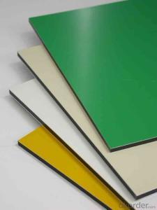 Acm 4mm-6mm Pvdf/Pe Aluminum Composite Panels
