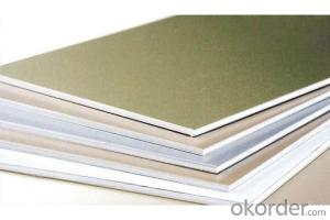 PE coating Aluminium composite panel ACP Aluminium