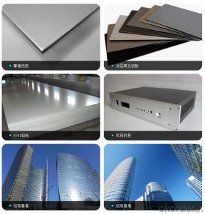 Aluminium Checkered Plate with Grade AAA Quality